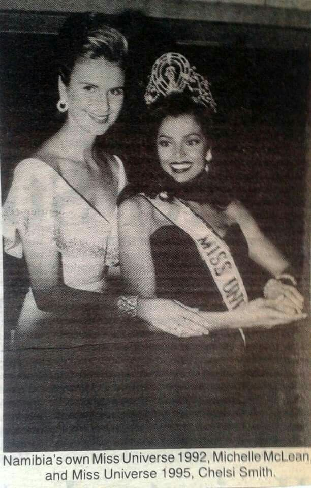 chelsi smith, miss universe 1995. † 917d0110