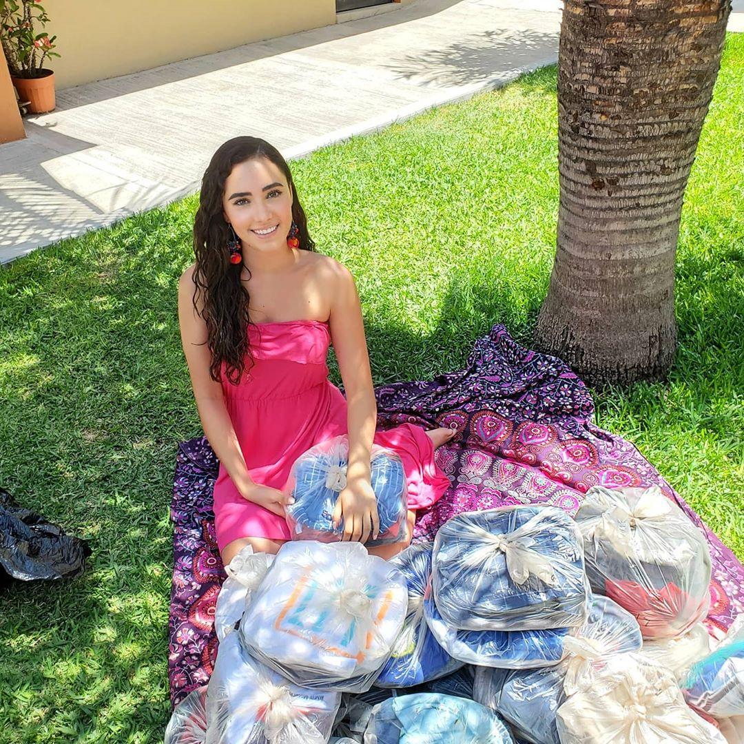 karolina vidales, candidata a miss mexico (mundo) 2020, representando michoacan. - Página 3 91800610
