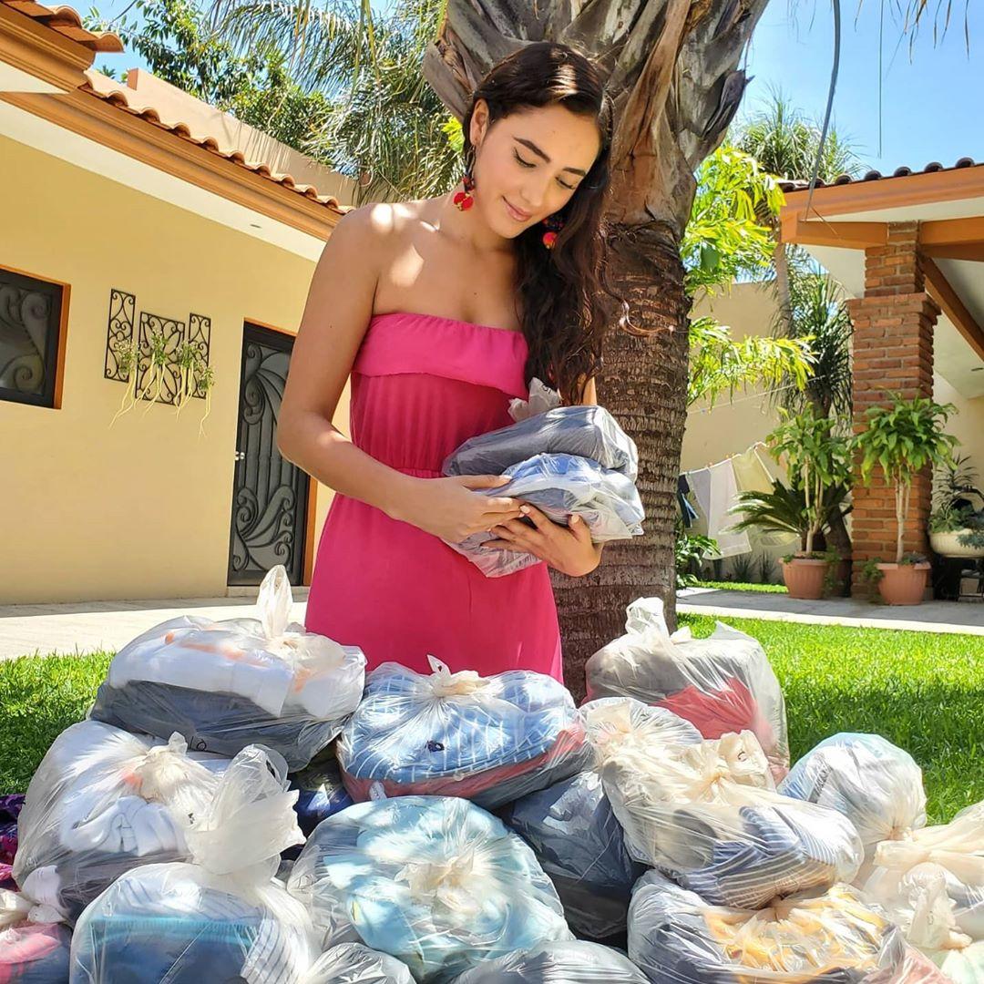 karolina vidales, candidata a miss mexico (mundo) 2020, representando michoacan. - Página 3 91965010
