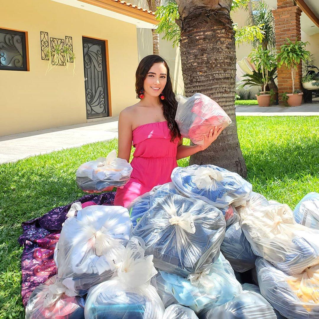 karolina vidales, candidata a miss mexico (mundo) 2020, representando michoacan. - Página 3 91972910