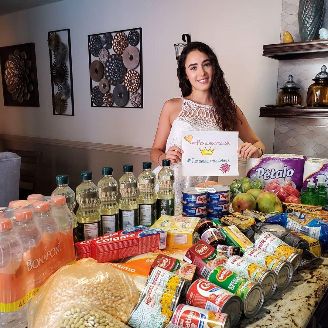 karolina vidales, candidata a miss mexico (mundo) 2020, representando michoacan. - Página 3 92497010