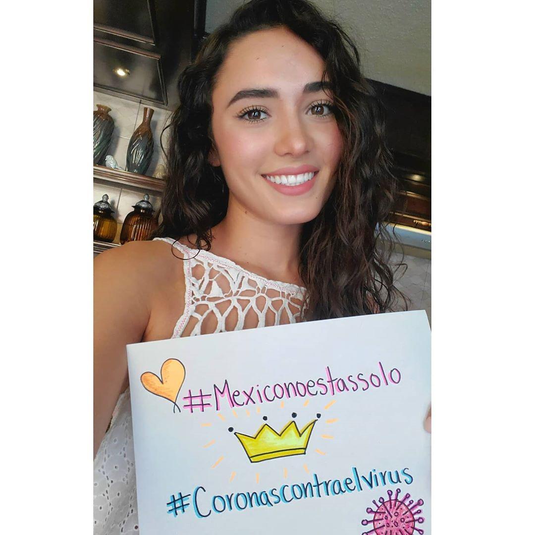 karolina vidales, candidata a miss mexico (mundo) 2020, representando michoacan. - Página 3 92734510