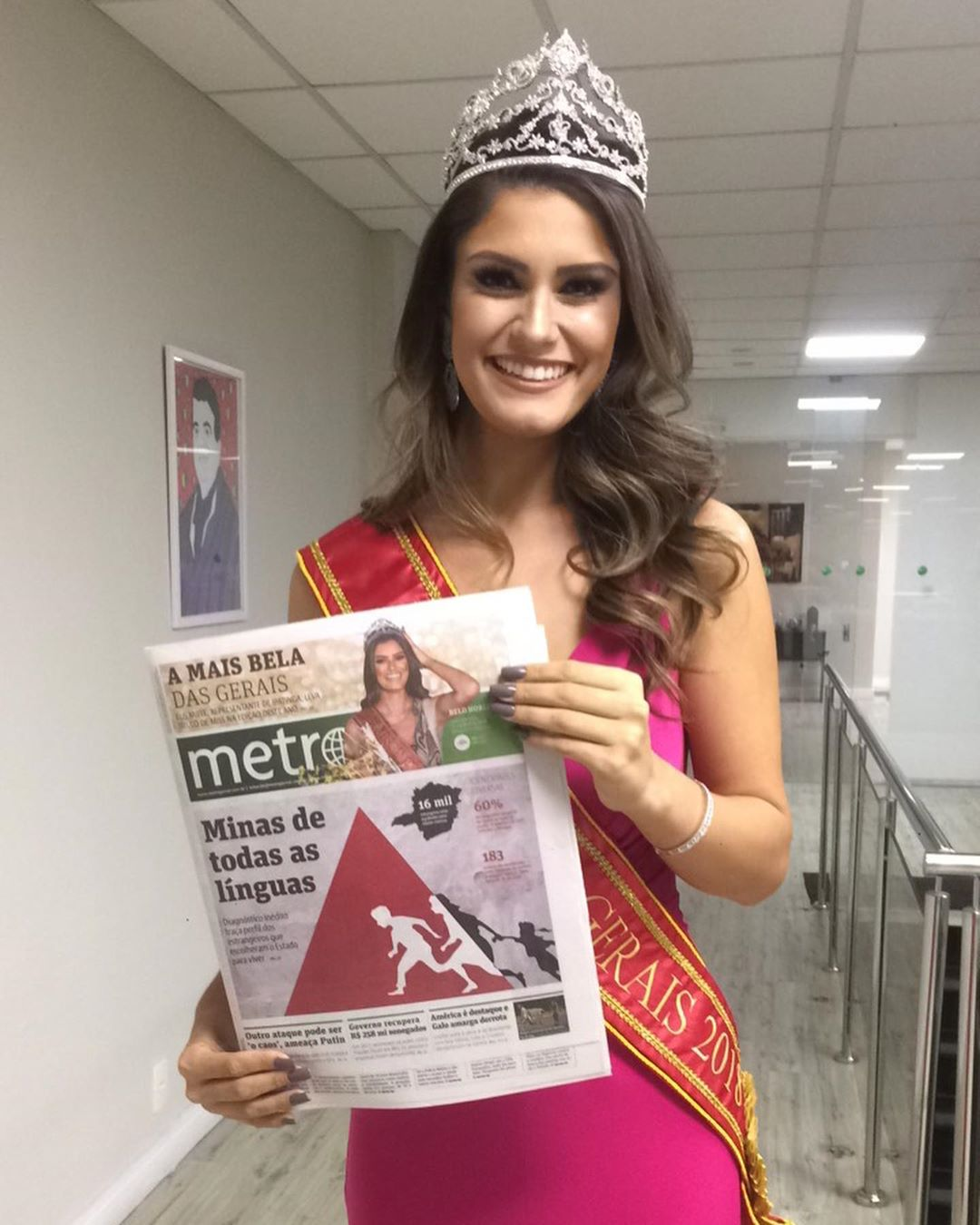 elis miele, top 5 de miss world 2019. - Página 40 93236910