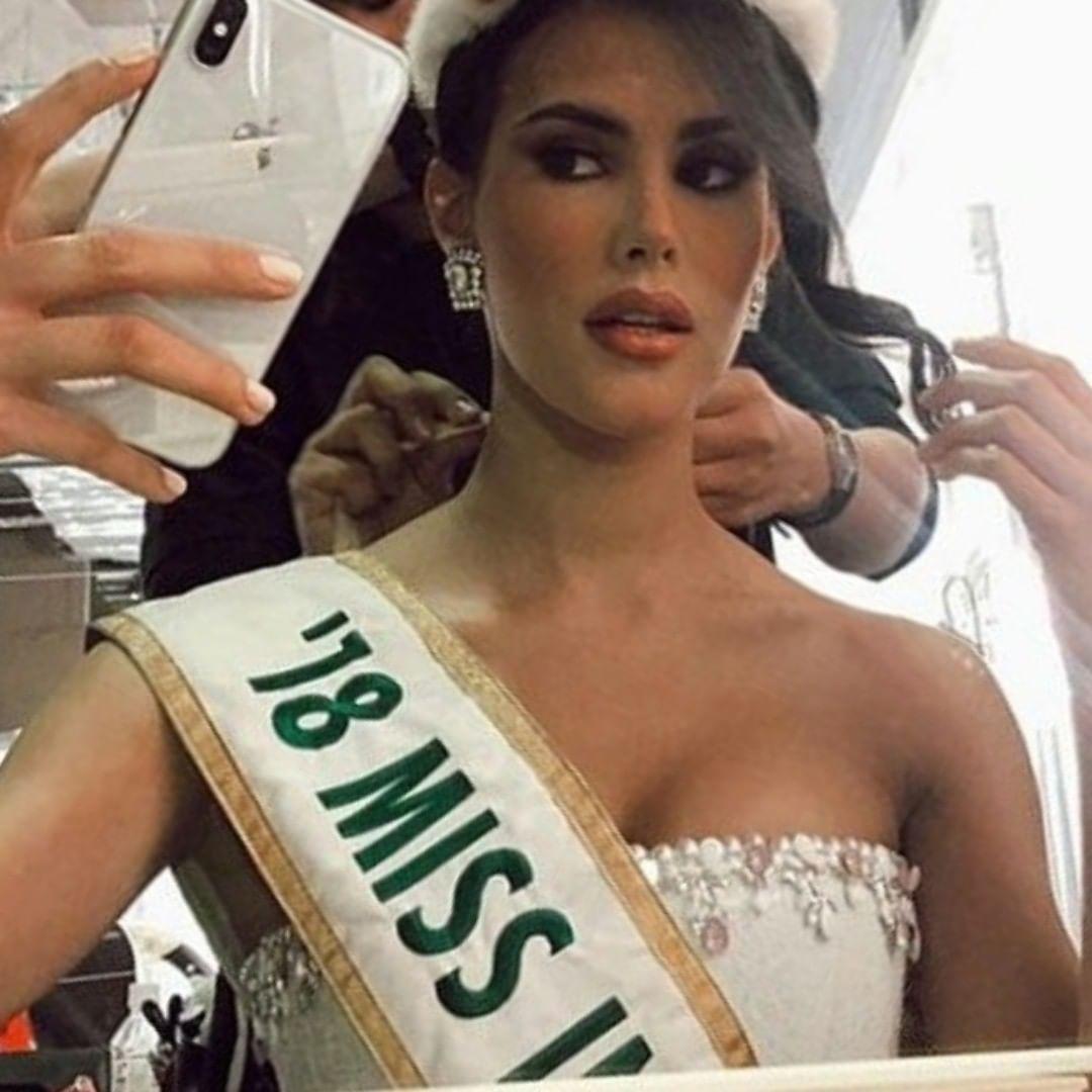 mariem velazco, miss international 2018. - Página 44 93458410