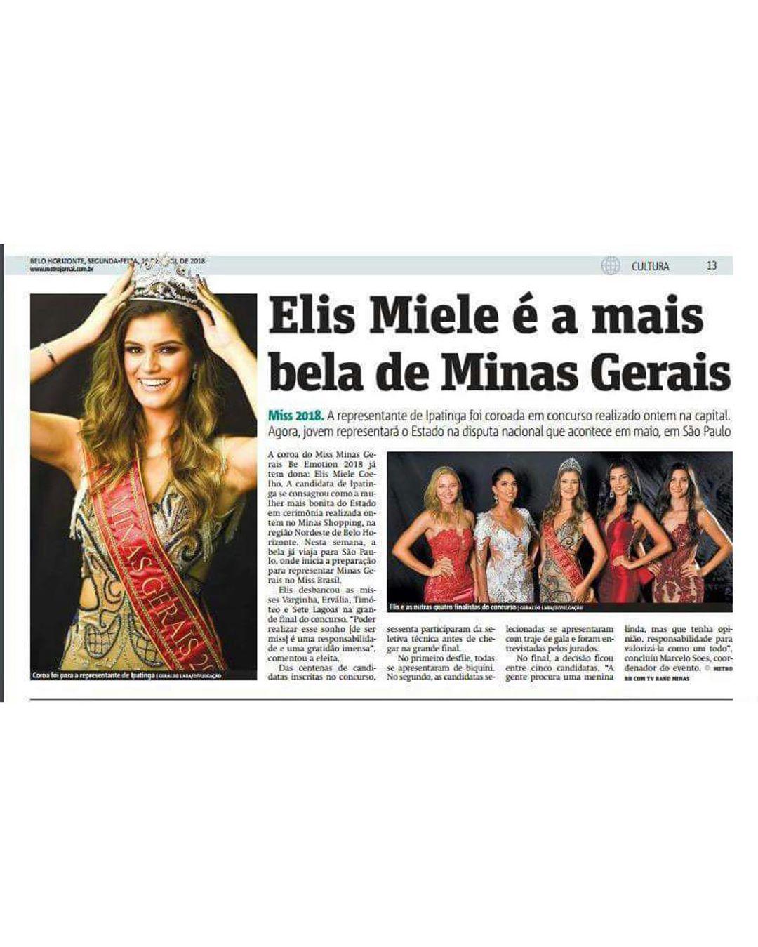 elis miele, top 5 de miss world 2019. - Página 40 93585310