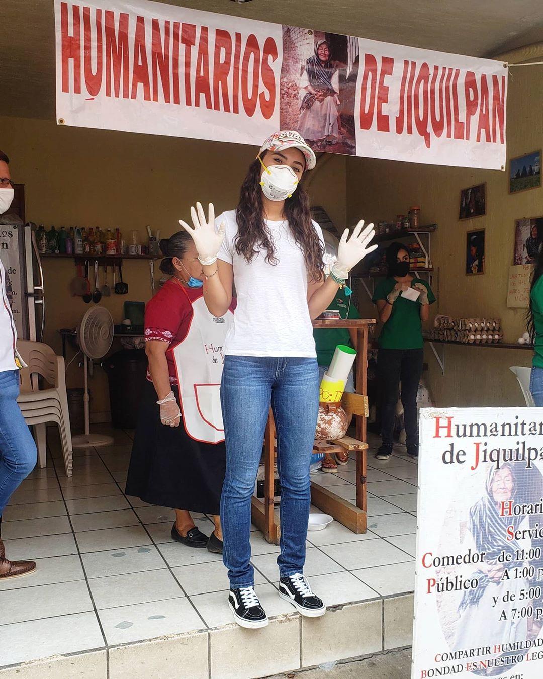 karolina vidales, candidata a miss mexico 2020, representando michoacan. - Página 4 93942210