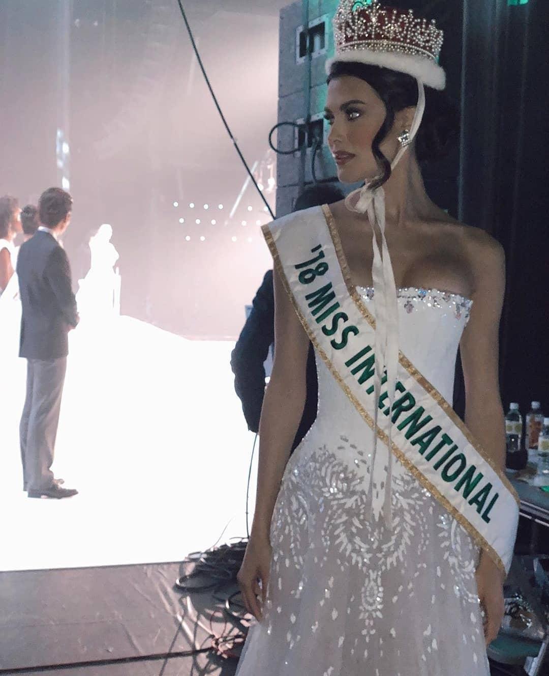 mariem velazco, miss international 2018. - Página 44 94624810