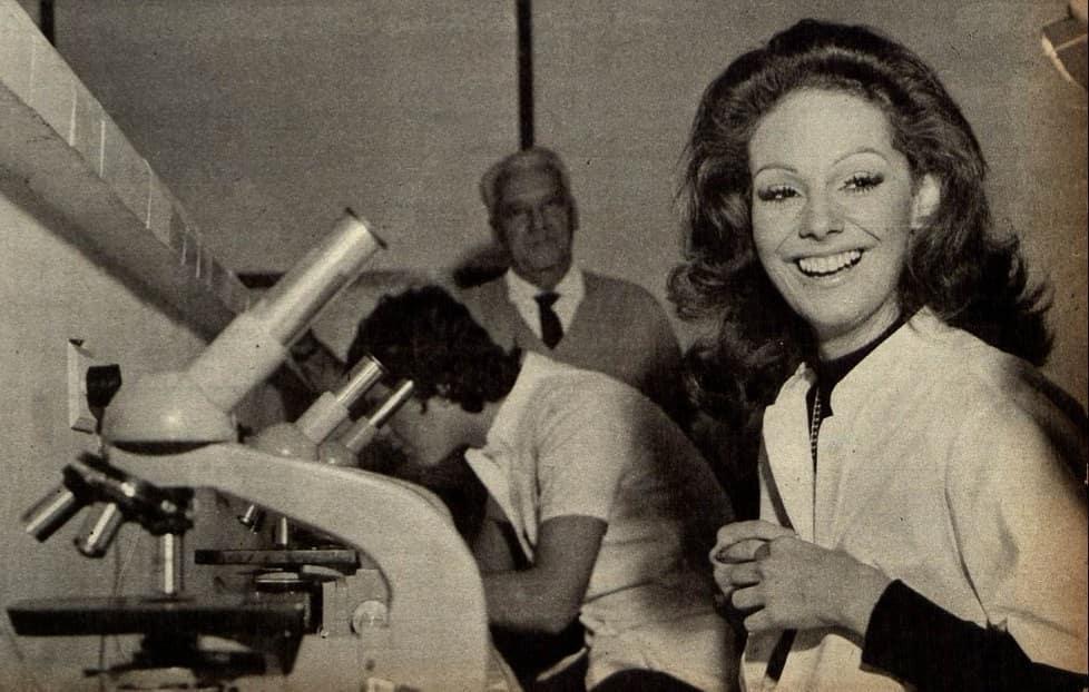 "˜*•. ˜""*°•.˜""*°••°* Lucia Petterle, Miss World 1971. ˜*•. ˜""*°•.˜""*°••°* - Página 2 95968410"