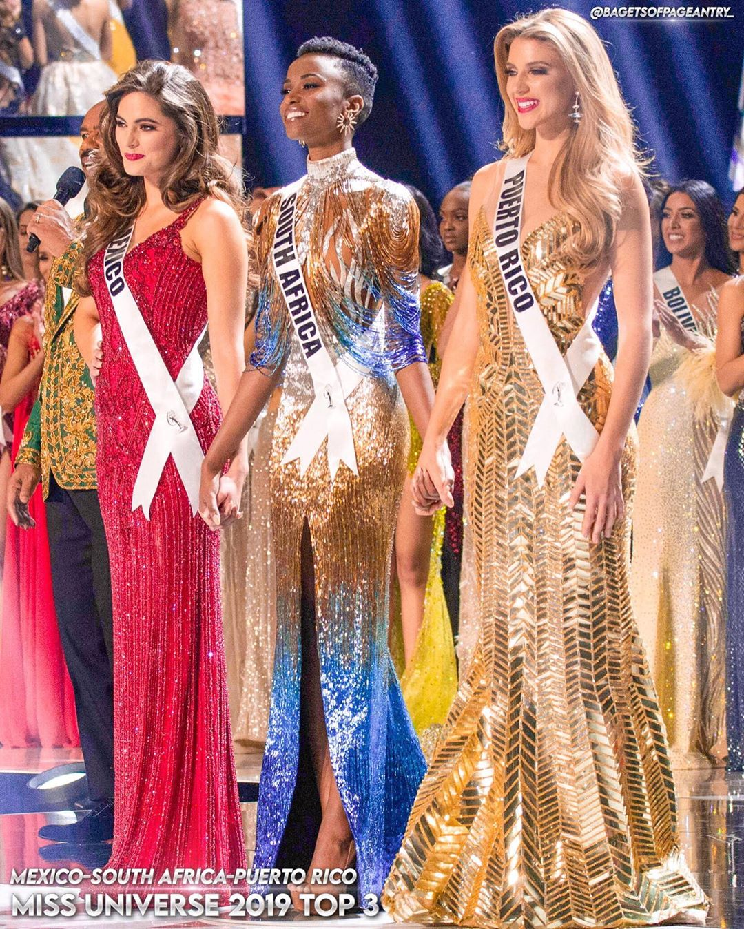 madison anderson, 1st runner-up de miss universe 2019. - Página 46 96591010