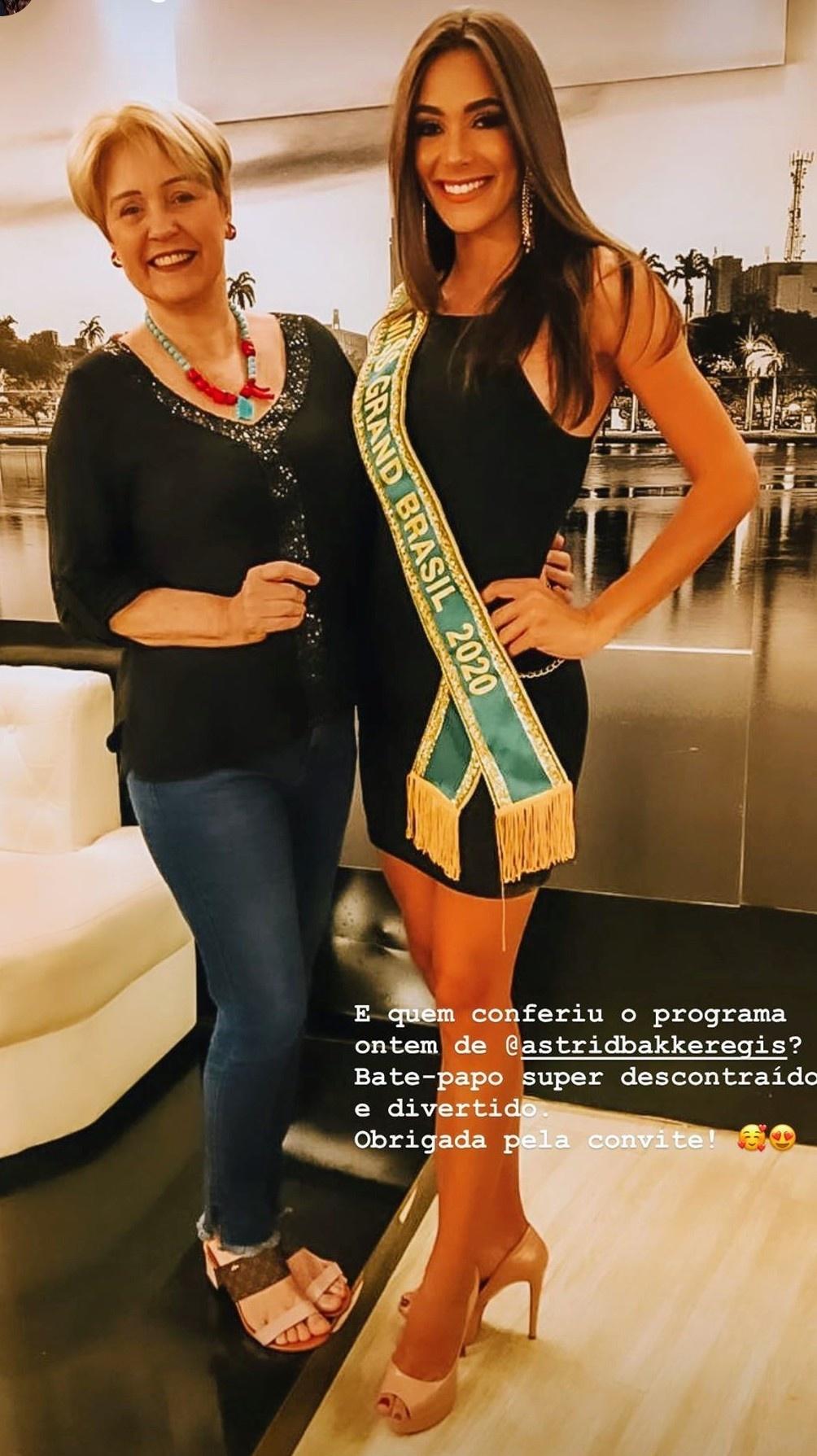 lala guedes, miss grand brasil 2020. - Página 7 9756c010