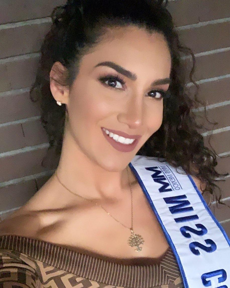 georgina vargas, candidata a miss mexico 2020, representando coahuila. 97887410