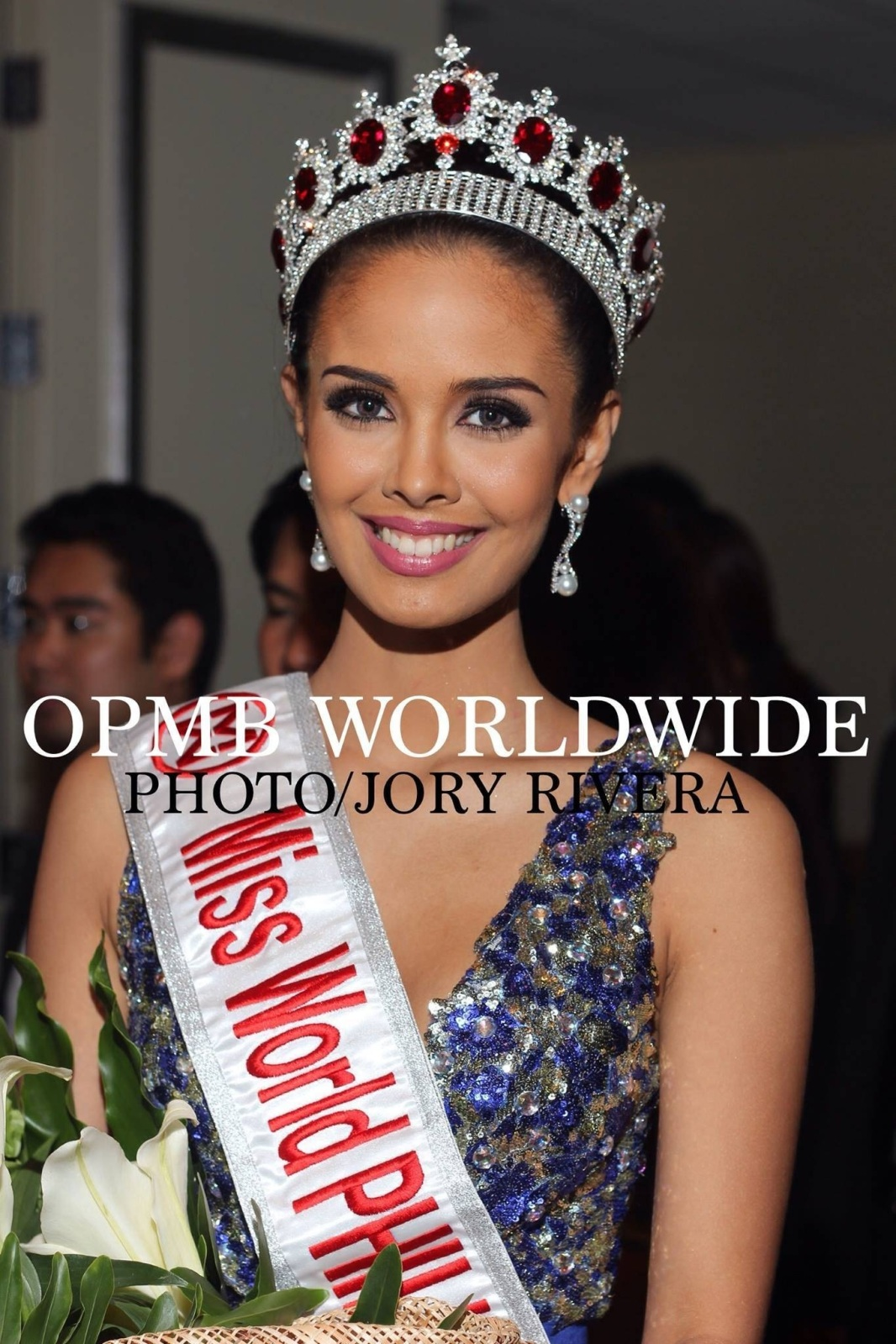 megan young, miss world 2013. - Página 2 9fbed410