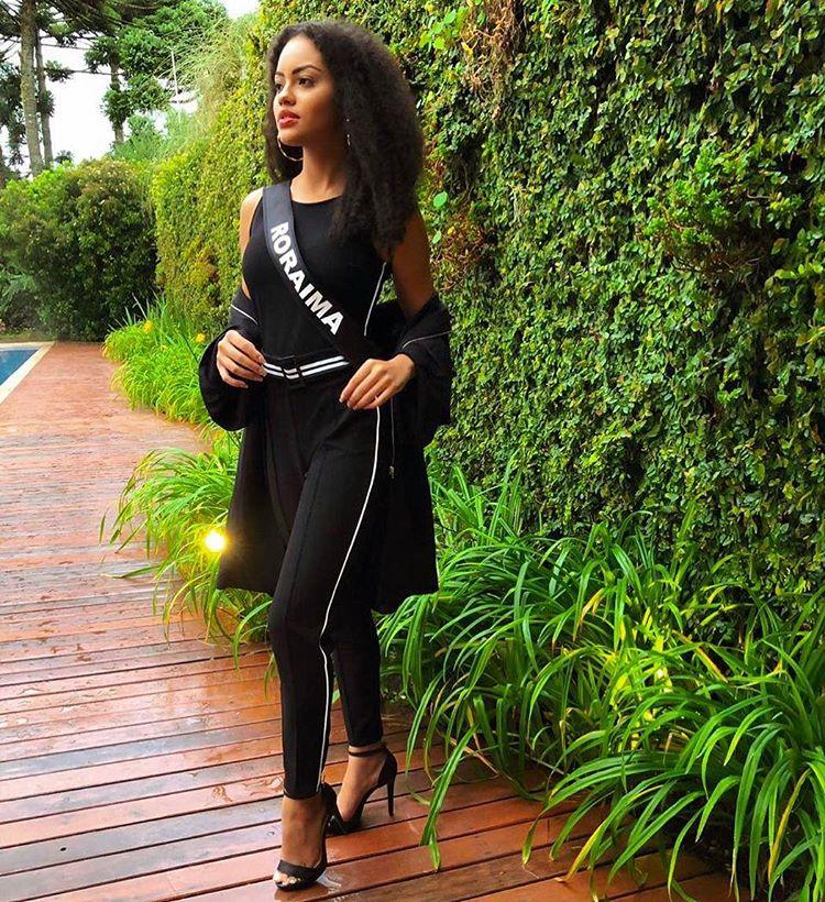 natali vitoria, miss roraima mundo 2020/top 15 de miss brasil universo 2019 /miss brasil teen universe 2017. primeira miss negra a vencer o miss roraima. - Página 9 9fucxe10