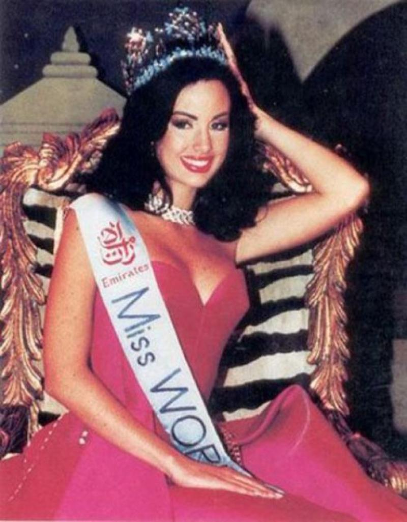 jacqueline aguilera, miss world 1995. A02c5110