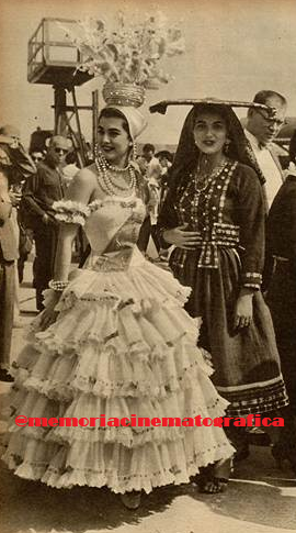 miss brasil universo & miss peru universo 1958. Adalgi10