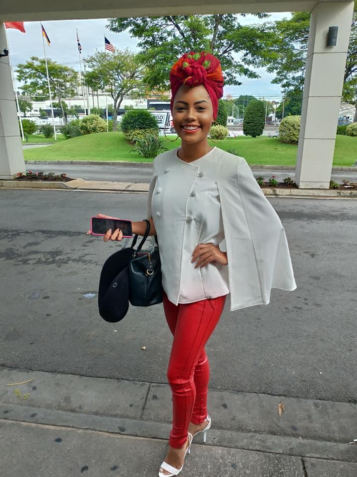 natali vitoria, top 15 de miss brasil universo 2019 /miss brasil teen universe 2017. primeira miss negra a vencer o miss roraima. - Página 9 Adrian29