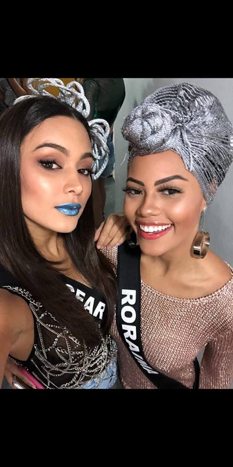natali vitoria, miss roraima mundo 2020/top 15 de miss brasil universo 2019 /miss brasil teen universe 2017. primeira miss negra a vencer o miss roraima. - Página 10 Adrian79