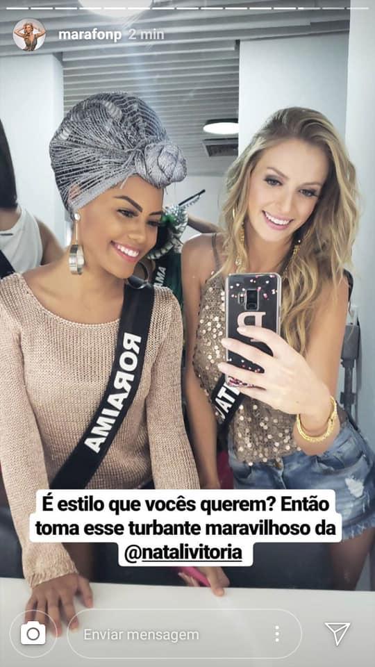 natali vitoria, miss roraima mundo 2020/top 15 de miss brasil universo 2019 /miss brasil teen universe 2017. primeira miss negra a vencer o miss roraima. - Página 10 Adrian80