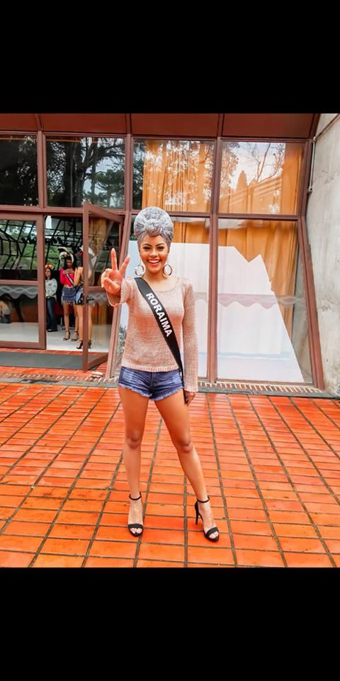 natali vitoria, miss roraima mundo 2020/top 15 de miss brasil universo 2019 /miss brasil teen universe 2017. primeira miss negra a vencer o miss roraima. - Página 10 Adrian93