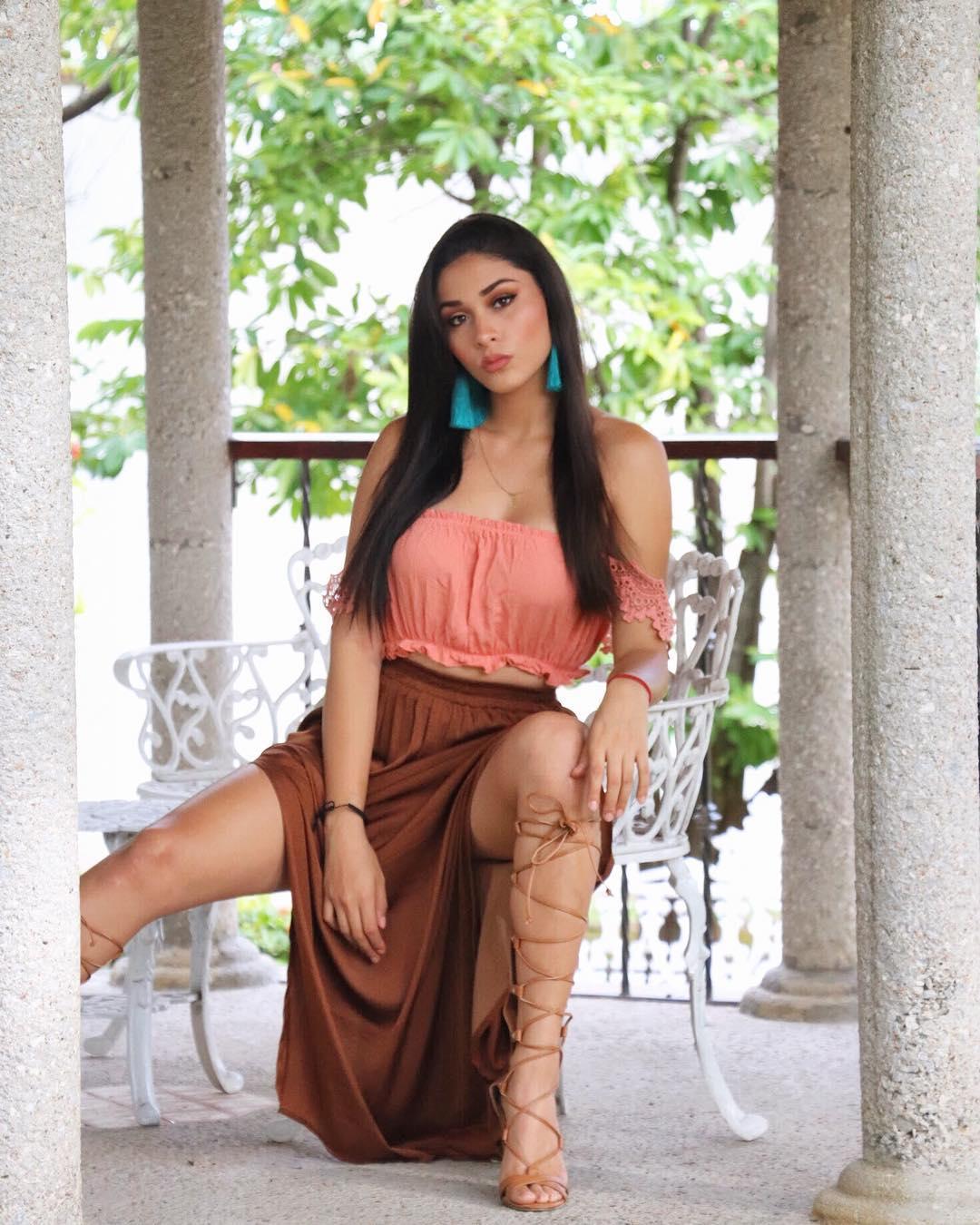 ivanna lobato barradas, top 20 de miss intercontinental 2018-2019. Aefcc610