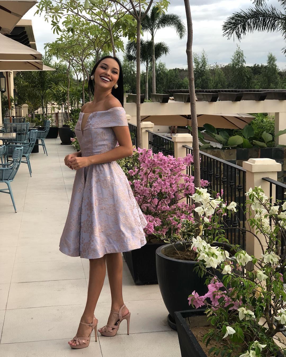 hillary hollman, 3rd runner-up de miss intercontinental 2018-2019. - Página 5 Agbprf10