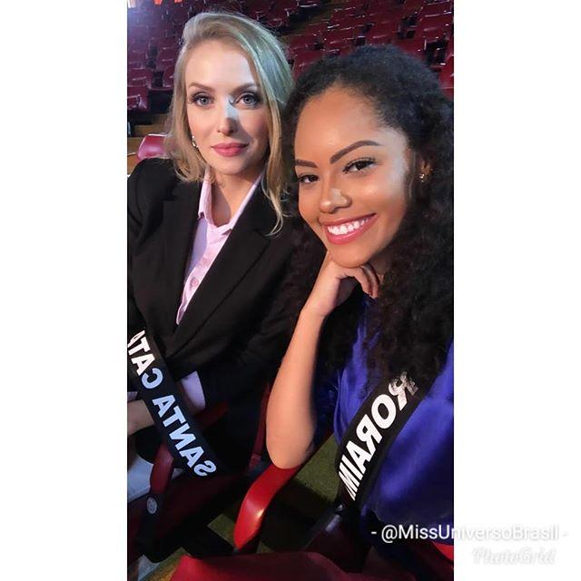 natali vitoria, miss roraima mundo 2020/top 15 de miss brasil universo 2019 /miss brasil teen universe 2017. primeira miss negra a vencer o miss roraima. - Página 10 Aidbld10