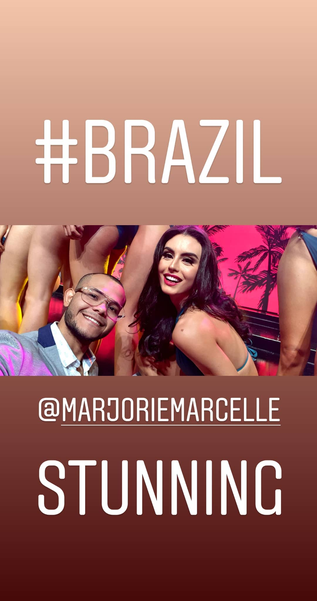 marjorie marcelle, top 5 de miss grand international 2019. - Página 33 Alex-439