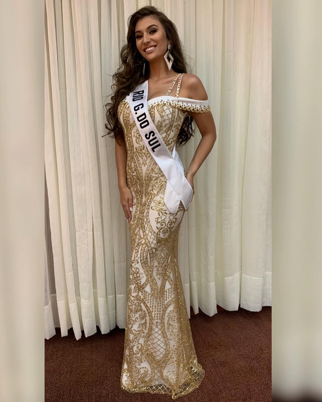 candidatas a miss grand brasil 2019. final: 28 feb. - Página 20 Alex-p82