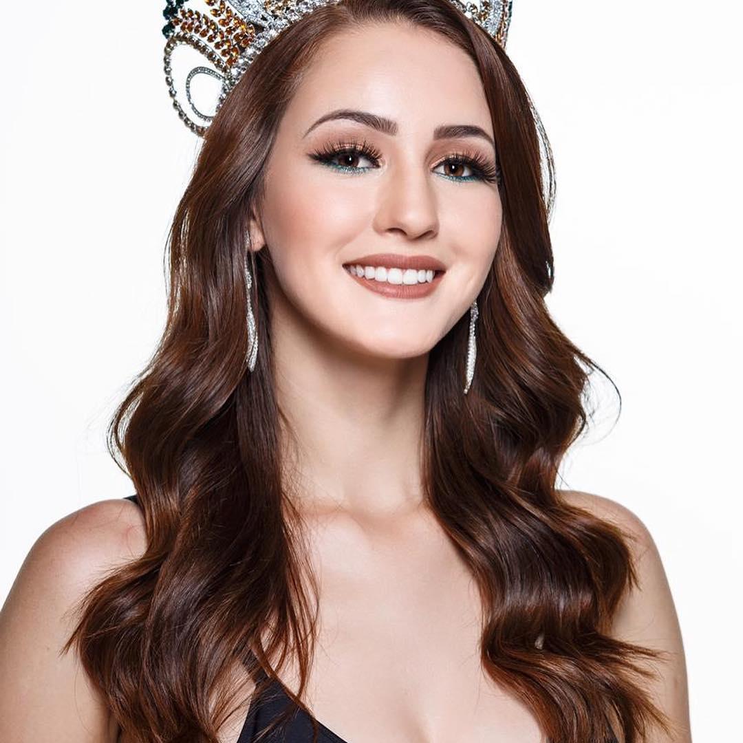 deise caroline ribas, miss parana mundo 2019/miss parana universo 2018/top 2 de miss teen international 2017. - Página 3 Alex-p95