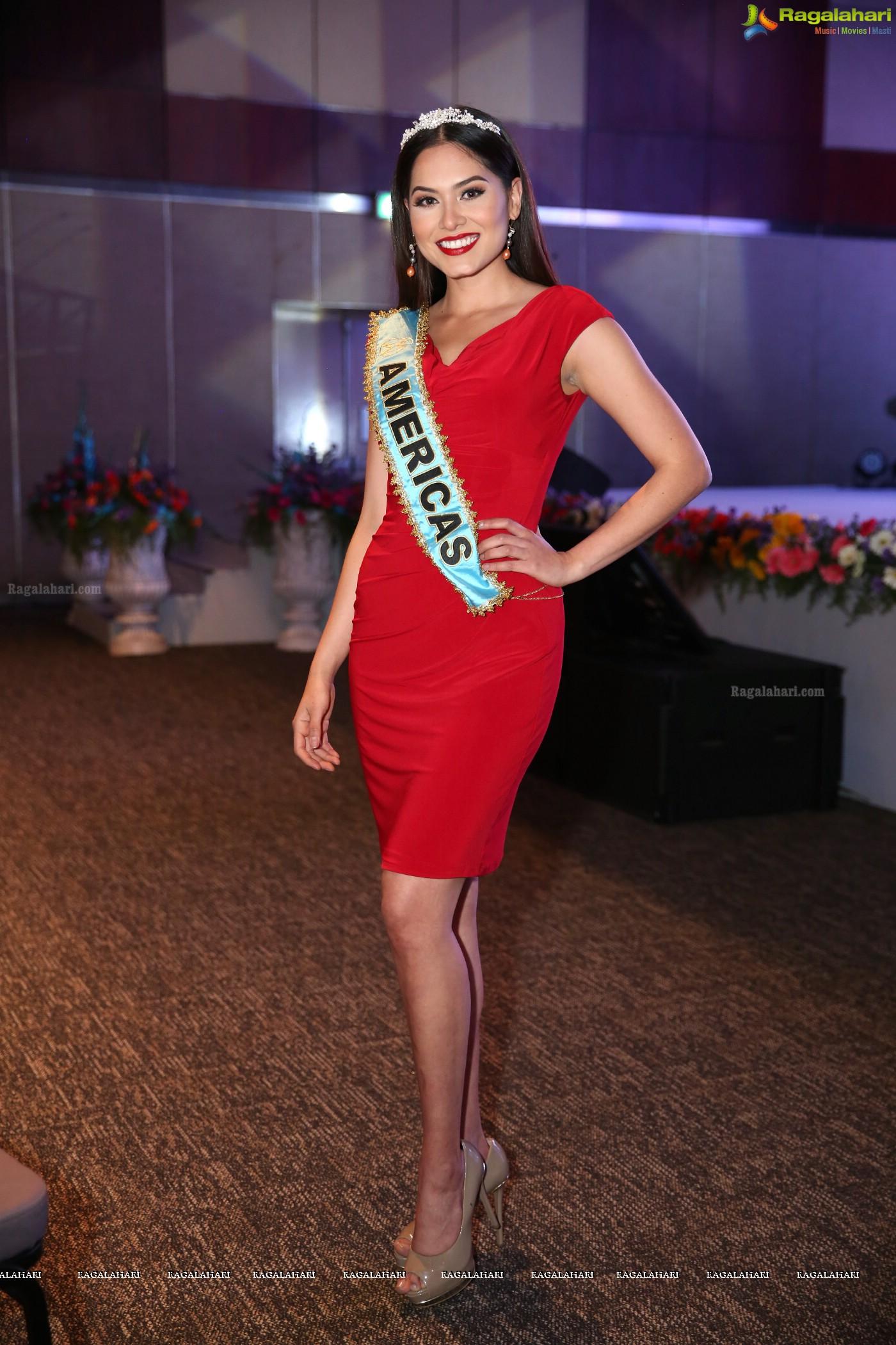 andrea meza, mexicana universal 2020/1st runner-up de miss world 2017. - Página 39 Andrea16