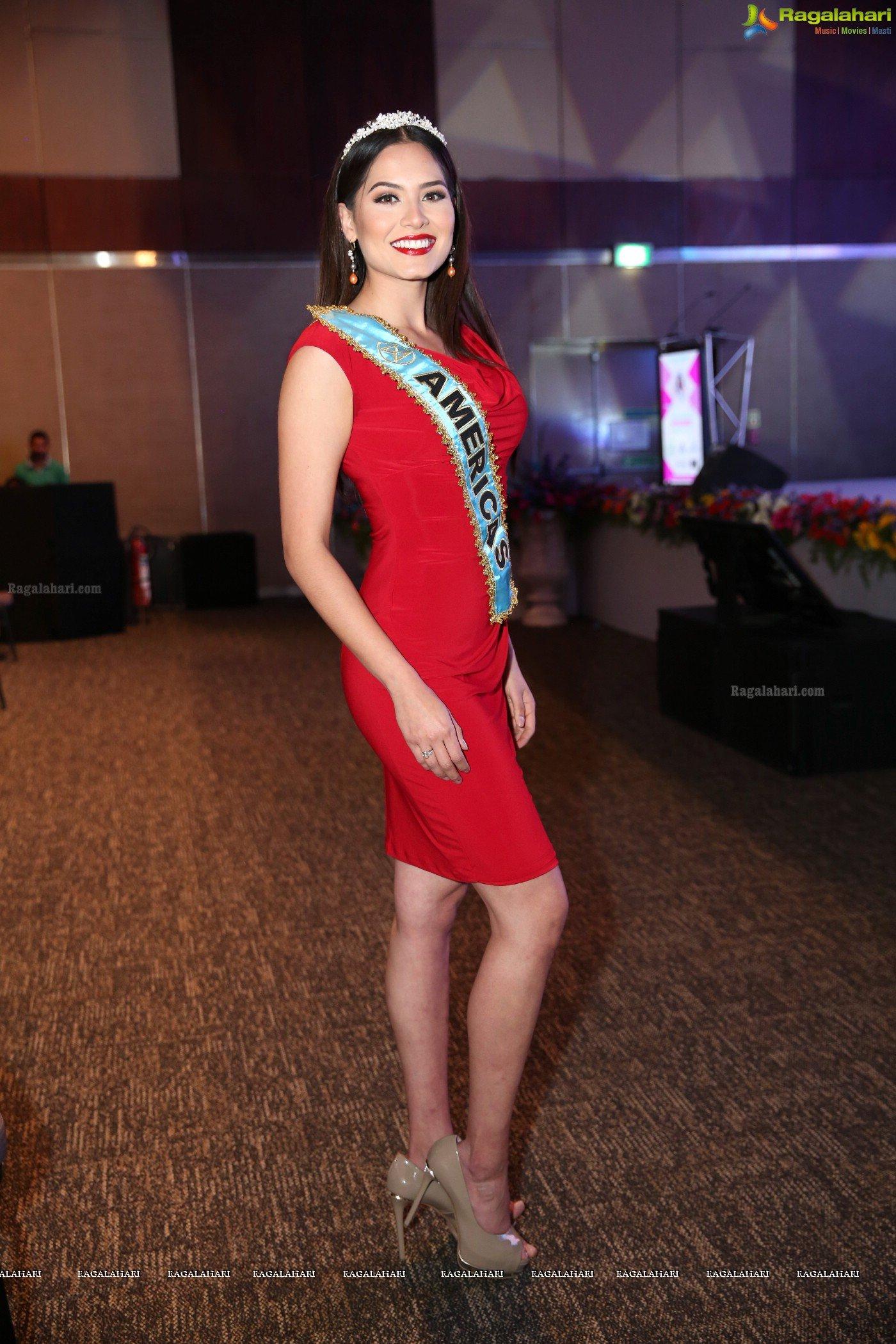 andrea meza, mexicana universal 2020/1st runner-up de miss world 2017. - Página 39 Andrea17