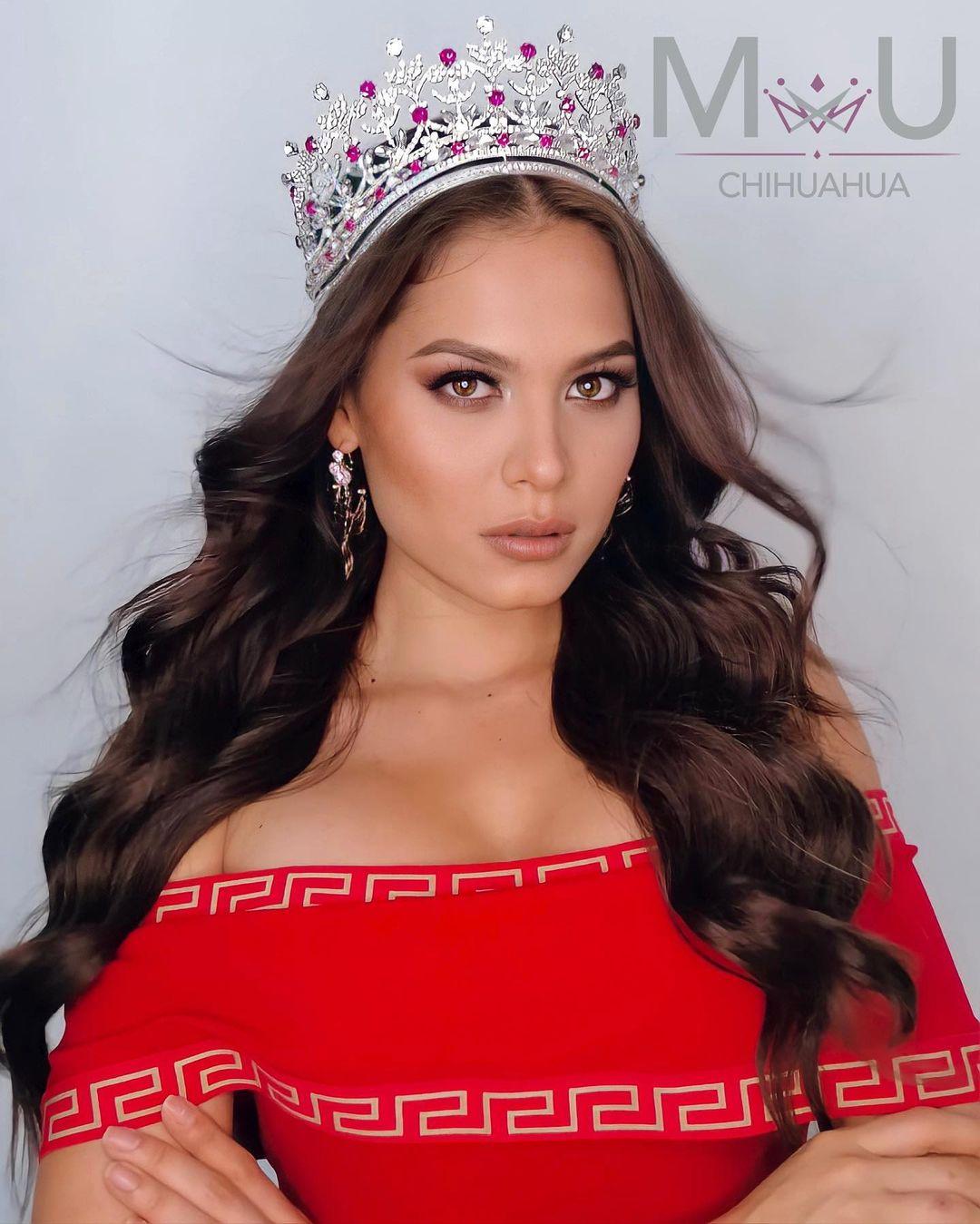 andrea meza, mexicana universal 2020/1st runner-up de miss world 2017. - Página 42 Andrea25