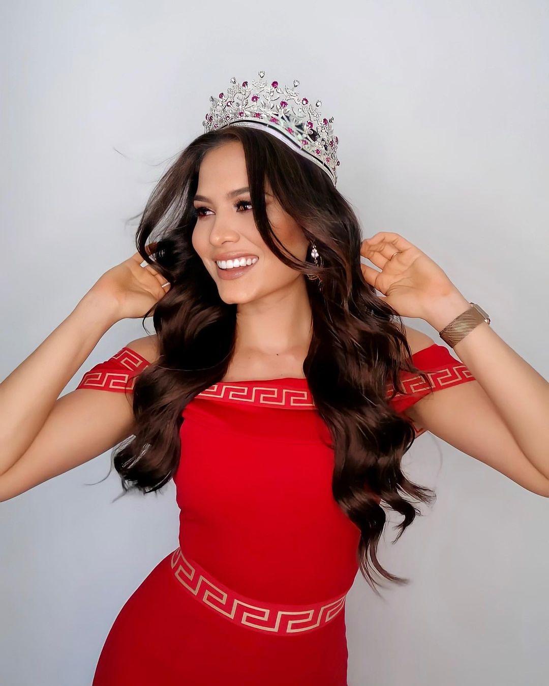 andrea meza, mexicana universal 2020/1st runner-up de miss world 2017. - Página 42 Andrea27