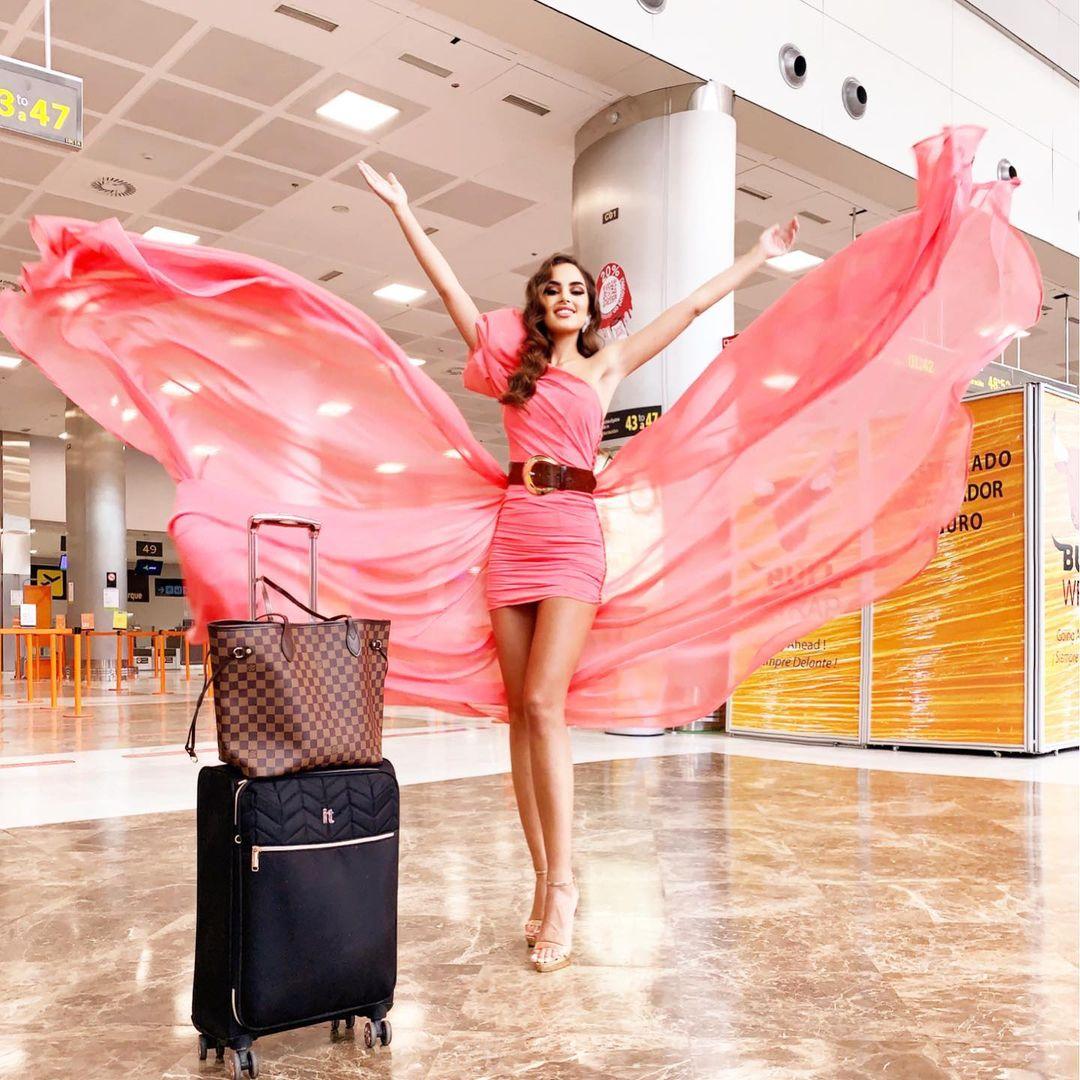 andrea de las heras, miss grand spain 2020/miss europe 2019. - Página 3 Andrea35
