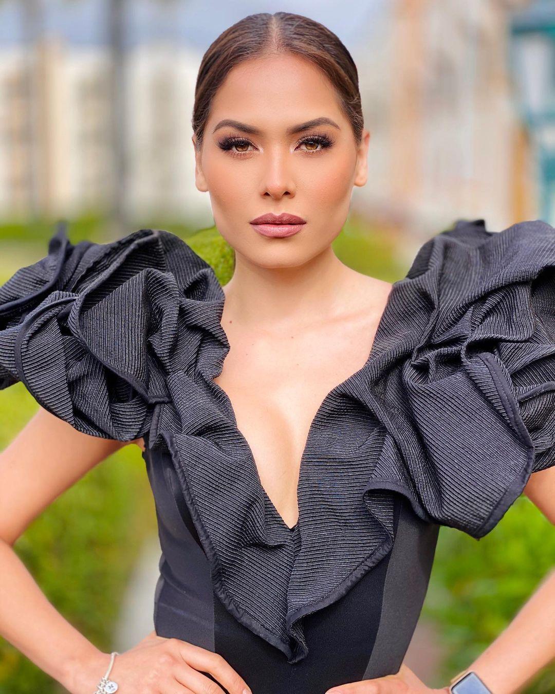 andrea meza, mexicana universal 2020/1st runner-up de miss world 2017. - Página 52 Andrea43