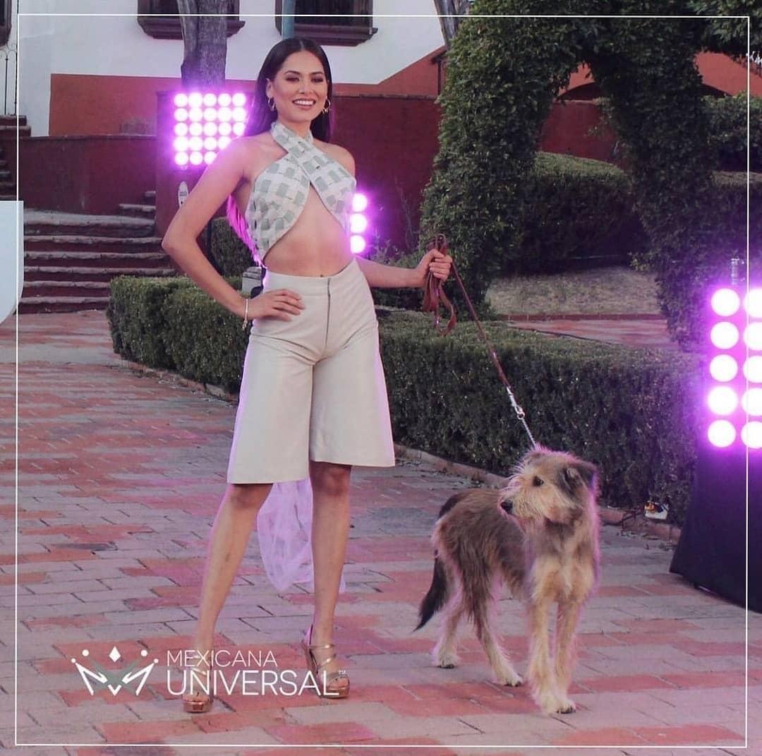 andrea meza, mexicana universal 2020/1st runner-up de miss world 2017. - Página 52 Andrea45