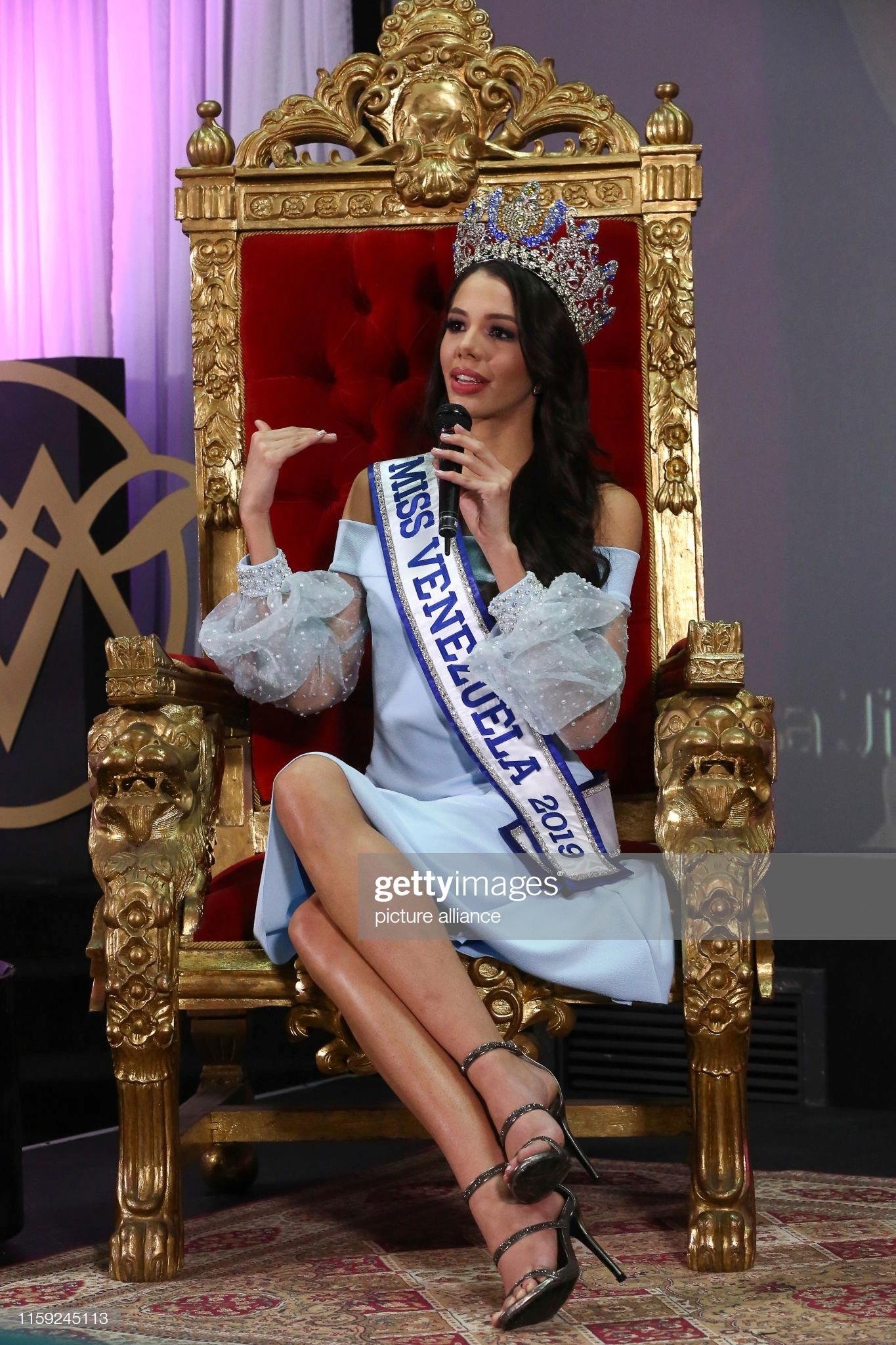 thalia olvino, top 20 de miss universe 2019. - Página 15 August11