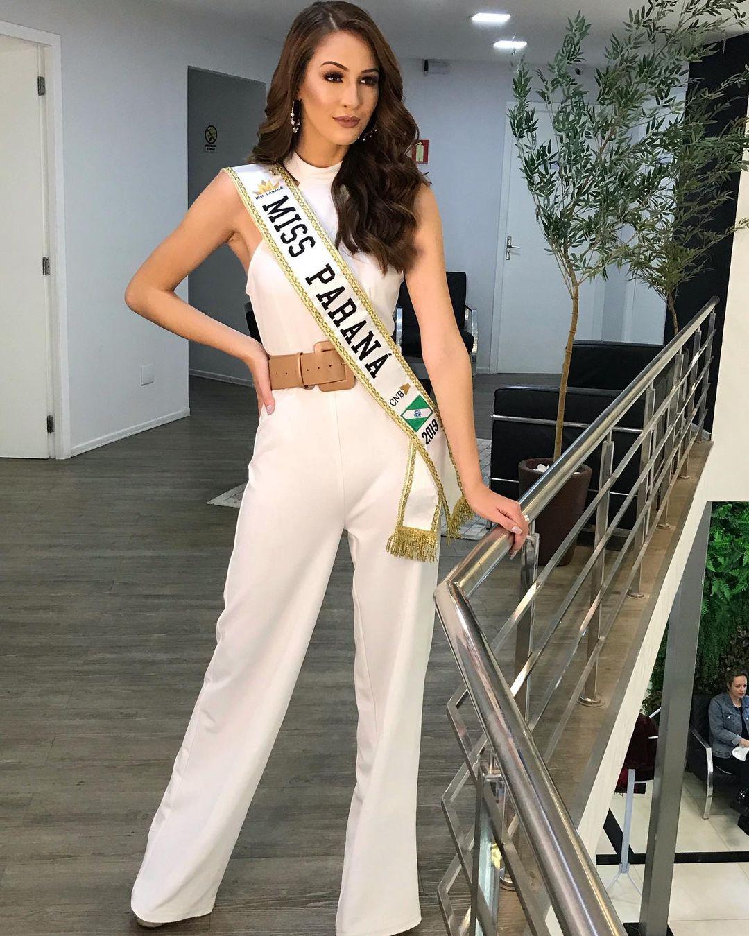 deise caroline ribas, top 10 de miss brasil mundo 2019/miss parana universo 2018/top 2 de miss teen international 2017. - Página 5 B8ewx910