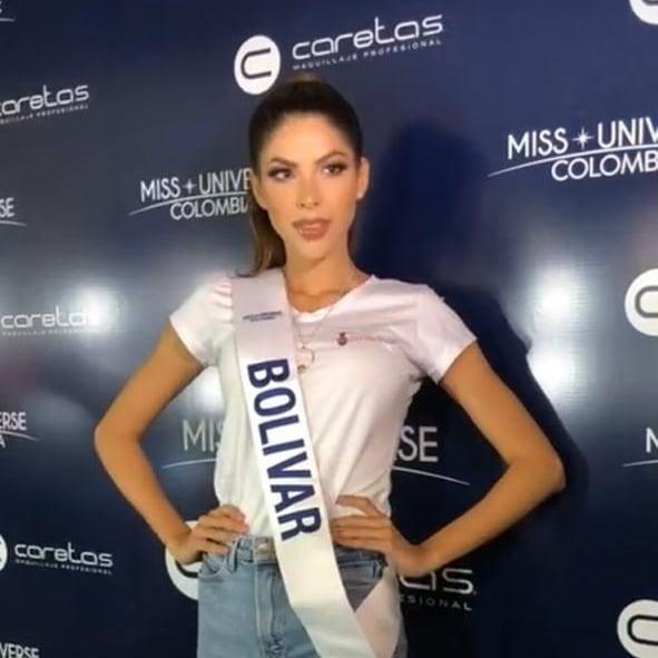 laura olascuaga, miss colombia universo 2020. - Página 4 Bellez13