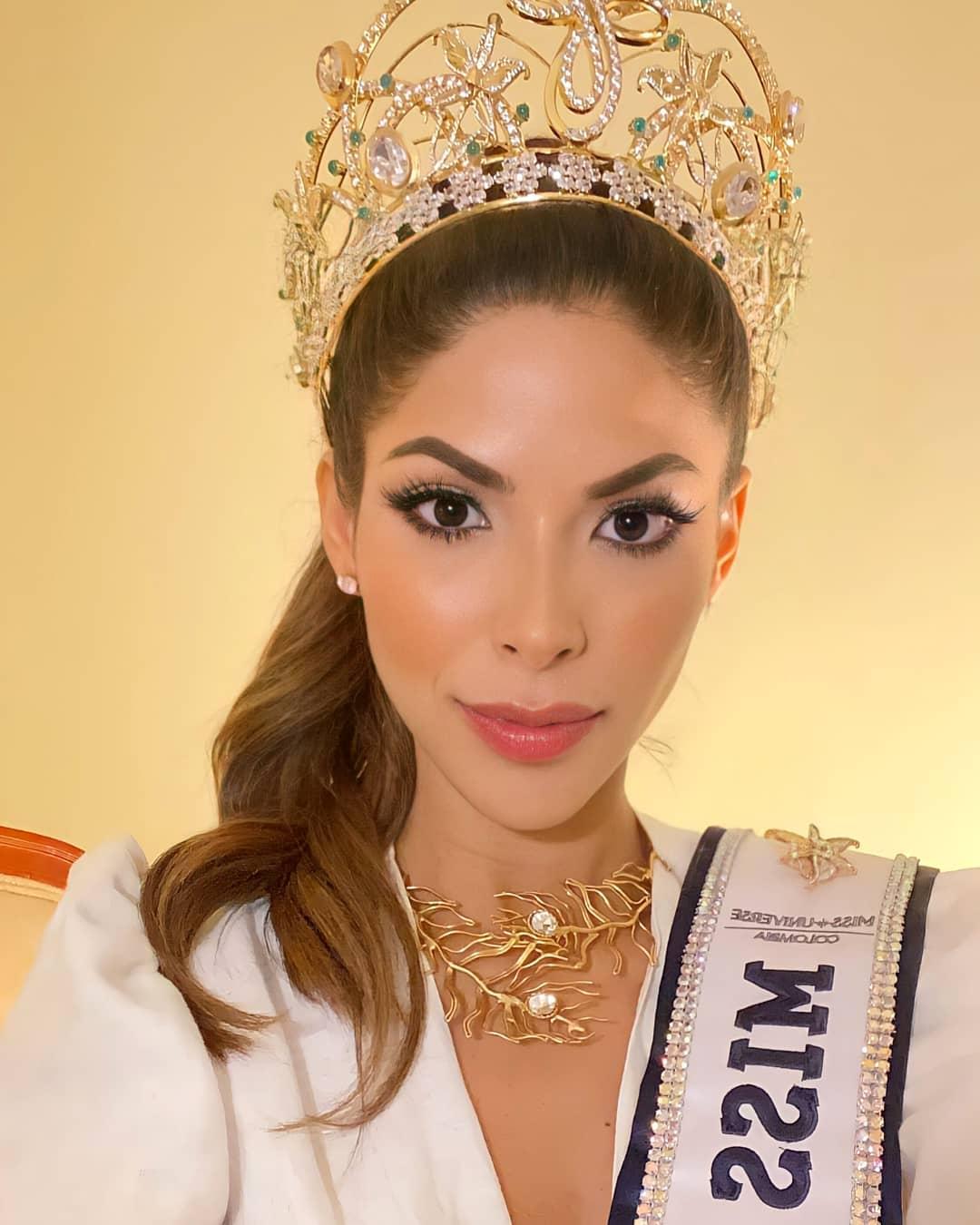 laura olascuaga, miss colombia universo 2020. - Página 5 Bellez20