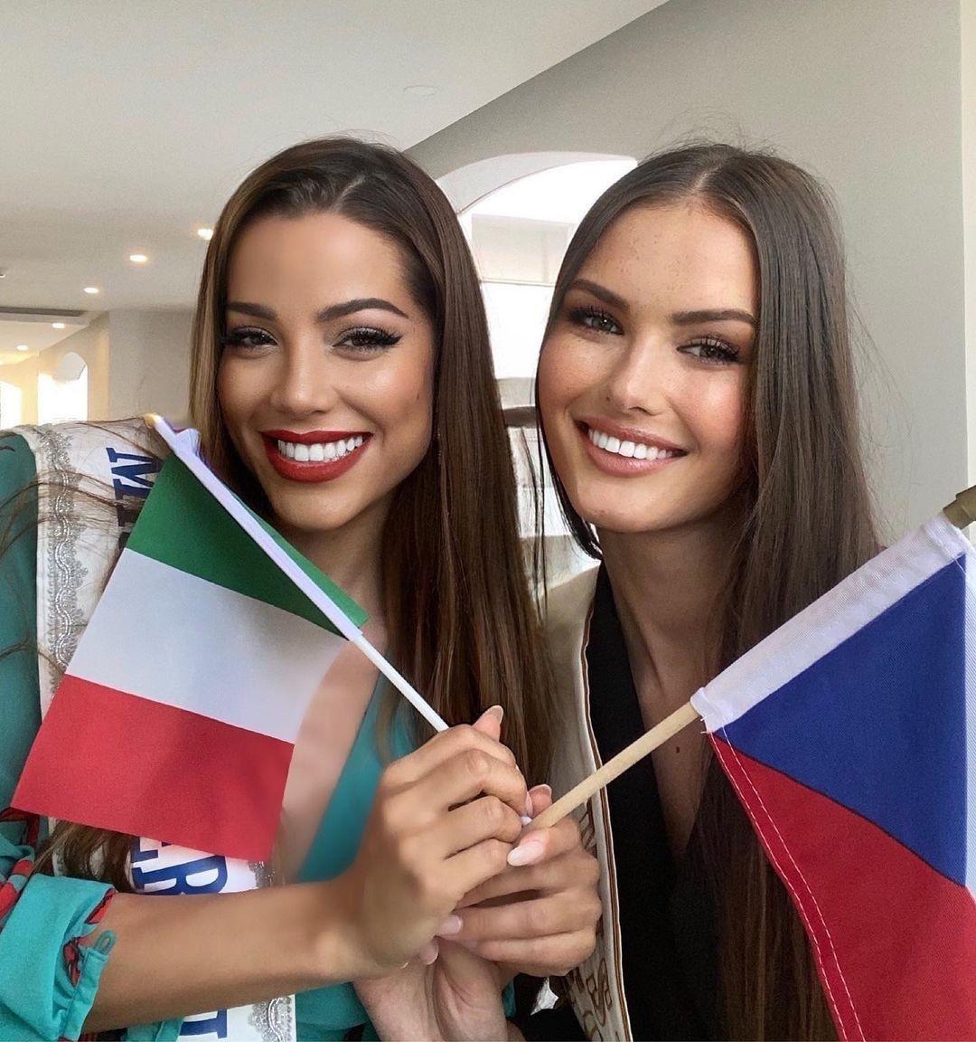 klara vavruskova, miss universe czech republic 2020. - Página 9 Bifhns10