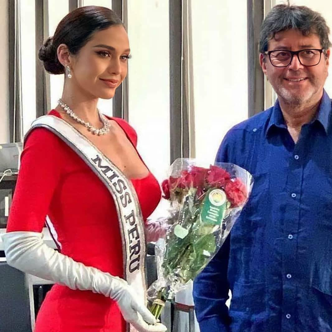 janick maceta, miss peru 2020/third runner-up de miss supranational 2019/1st runner-up de miss tourism 2017-2018.  - Página 25 Bot9rg10
