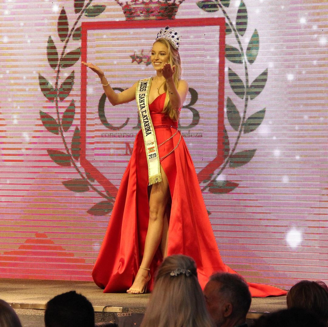 elizama aguilar, top 5 de miss brasil mundo 2019. Btp48f10