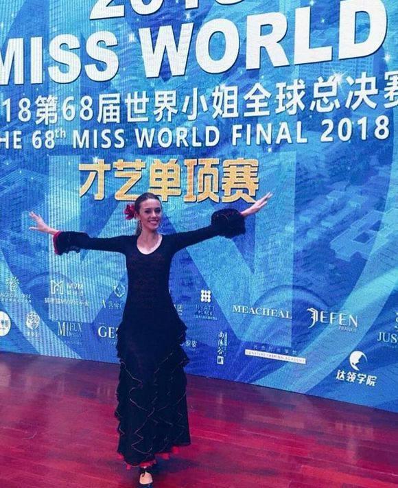 amaia izar leache, miss world spain 2018. - Página 11 Bwyeas10