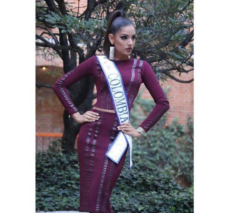 laura gonzalez, 1st runner-up de miss universe 2017. - Página 3 C3bc2c10