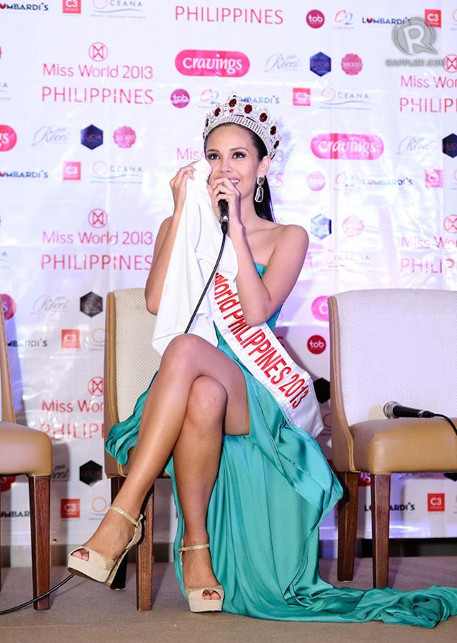 megan young, miss world 2013. - Página 5 C9d54810
