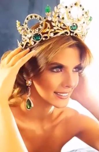 natalia manrique, miss grand colombia 2020. - Página 3 Captur21