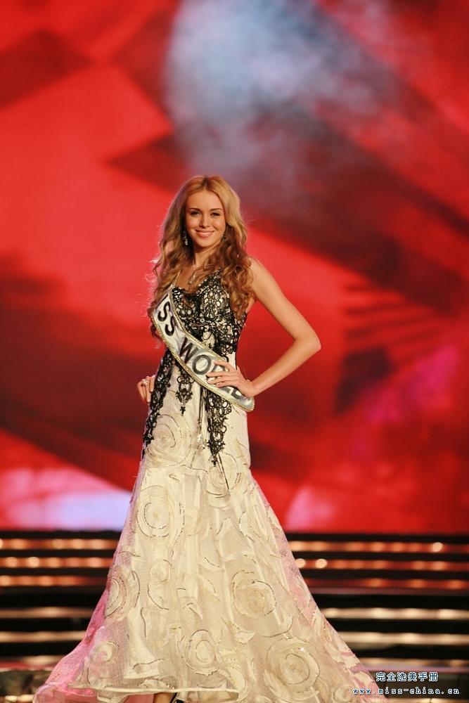 ksenia sukhinova, miss world 2008. - Página 6 Cbeb4910
