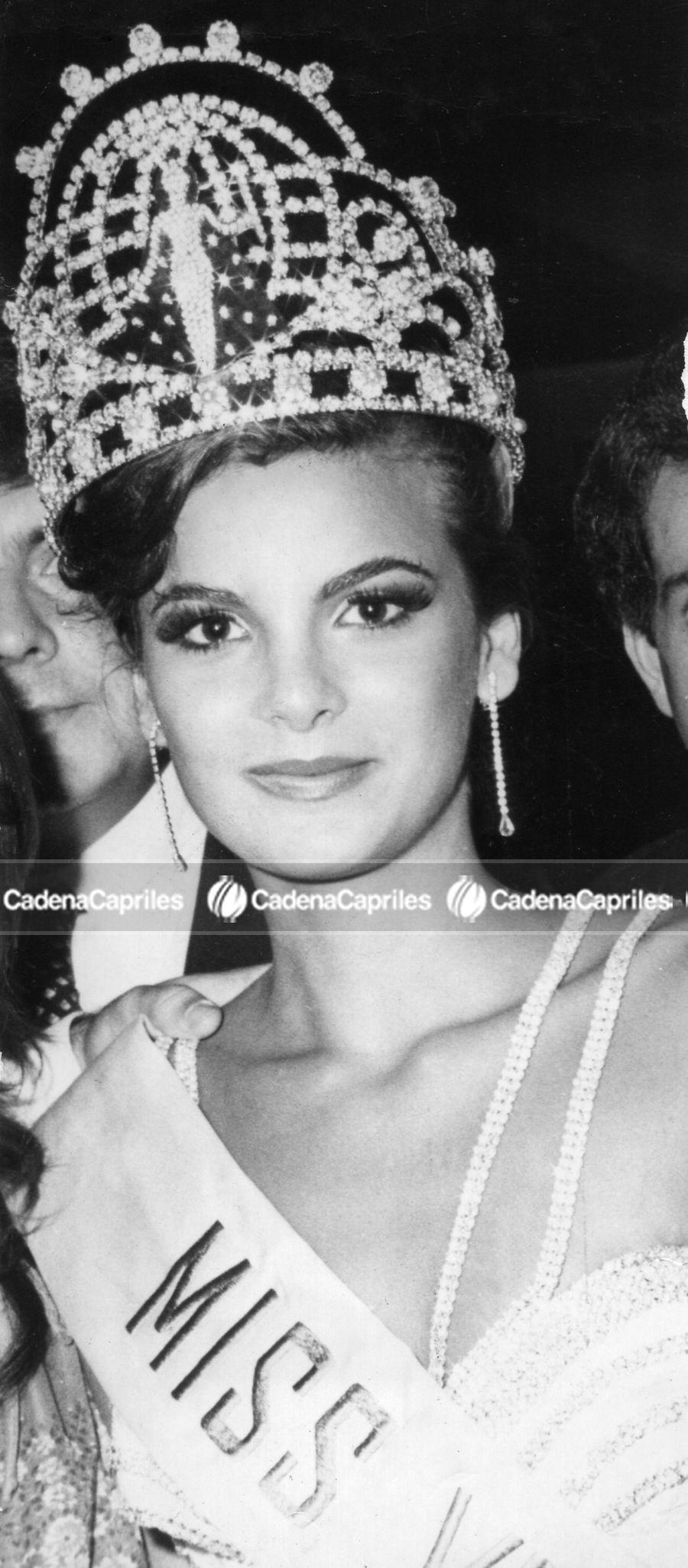 maritza sayalero, miss universe 1979. Ce313b10