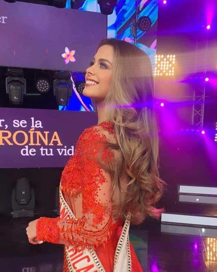 regina peredo, reyna hispanoamericana 2019. - Página 11 Certam13